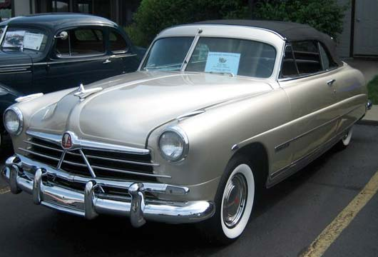 72 1953 Hudson Super Wasp